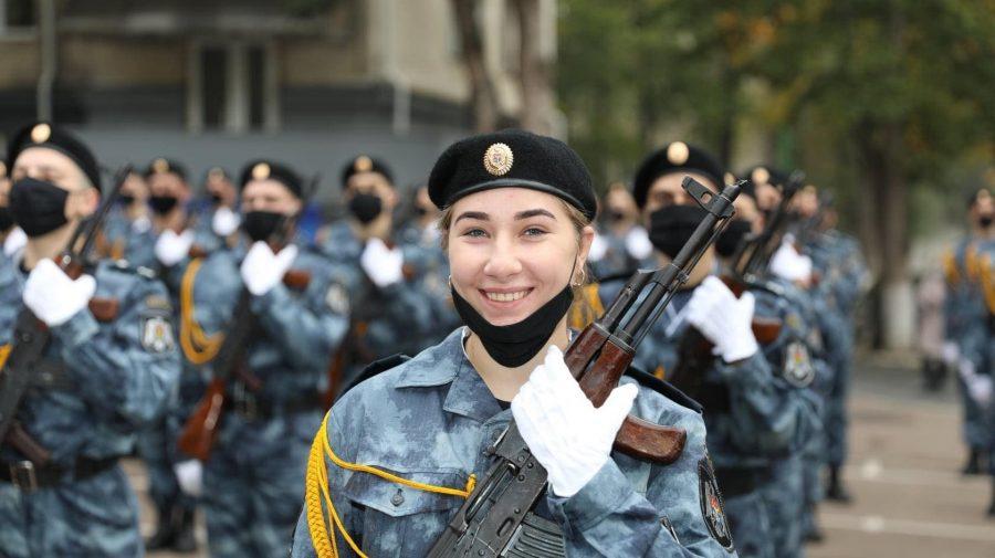 """""""Jur solemn să fiu devotat Republicii Moldova"""""""