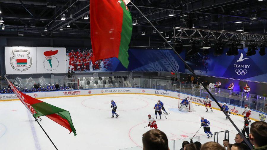 Republica Belarus, lipsită de Campionatul mondial de hochei pe gheață