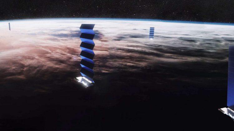 Țara unde Elon Musk a început testarea internetului prin Starlink