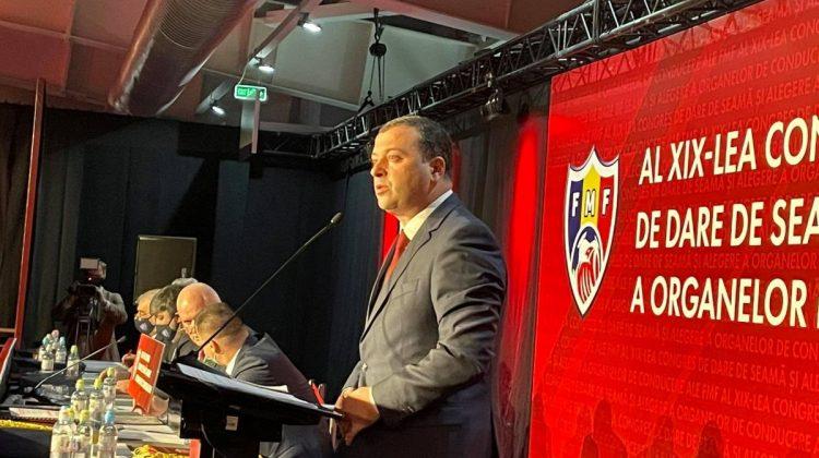 Leonid Oleinicenco a fost reales în funcția de președinte al FMF. Pentru acesta au votat 104 din 111 delegați ai Congresului FMF