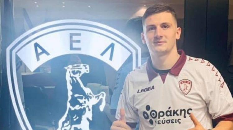 Încă un fotbalist moldovean va juca în super liga Greciei
