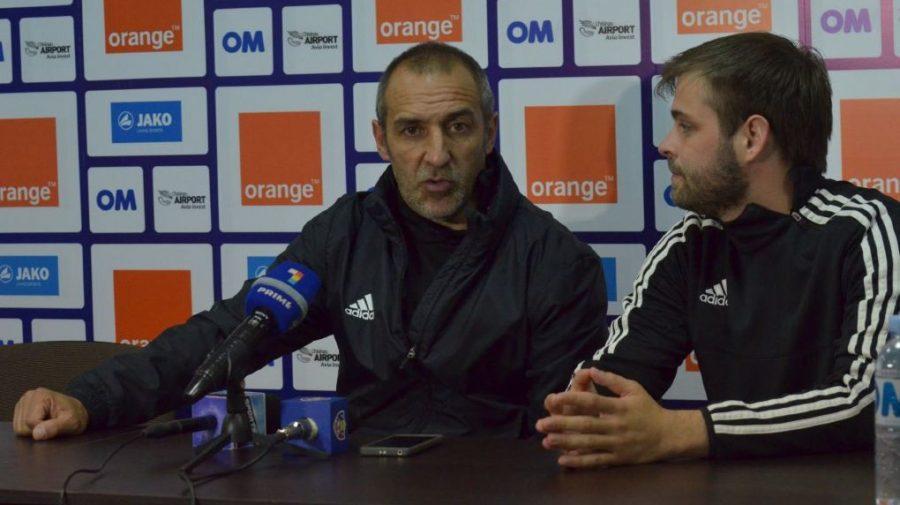 El este noul selecționer al echipei Naţionale de fotbal a Moldovei