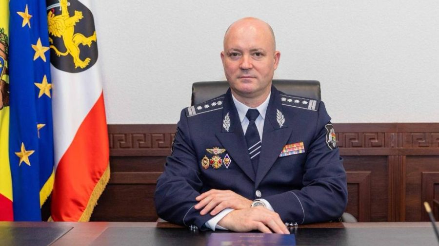 Șeful IGP, Sergiu Paiu, implicat într-un accident rutier în această dimineață. Nimeni nu a avut de suferit
