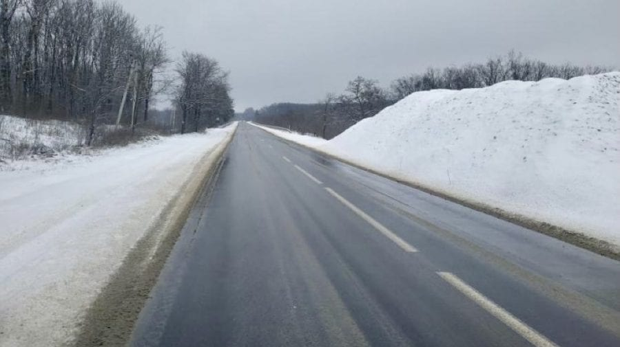 Primăvară în calendar, nu și pe traseele din țară. Precizările ASD privind starea drumurilor