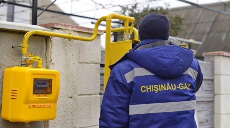 Circa 30 de gospodării din Sângera, conectate la gaze, după darea în exploatare a unei magistrale de 17 km