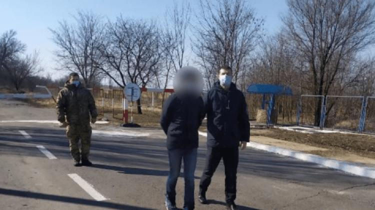 """(VIDEO) La 15 ani """"a dat o fugă"""" ilegală peste frontiera de stat"""