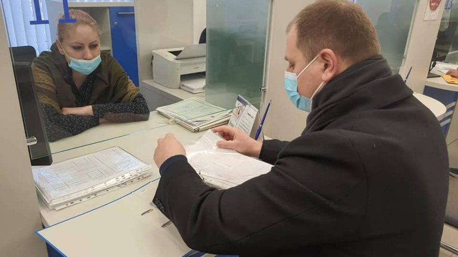Ștefan Gligor a depus la ASP semnăturile și actele necesare pentru înregistrarea Partidului Schimbării