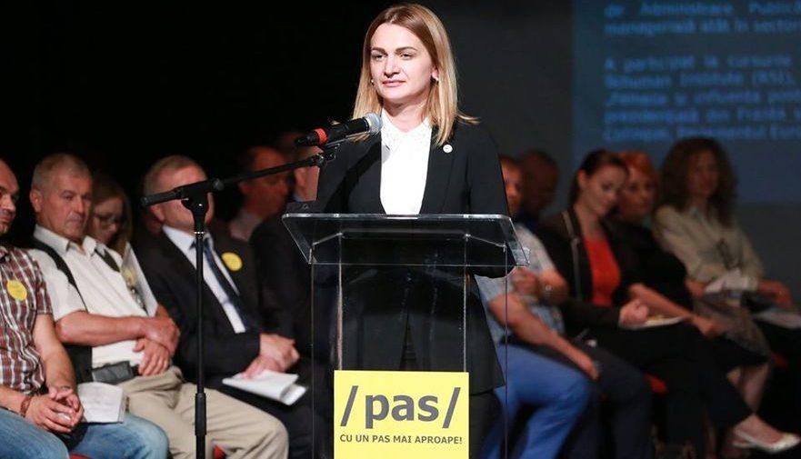 O deputată PAS propune ca salariile și pensiile femeilor să fie egale cu cele ale bărbaților (DOC)