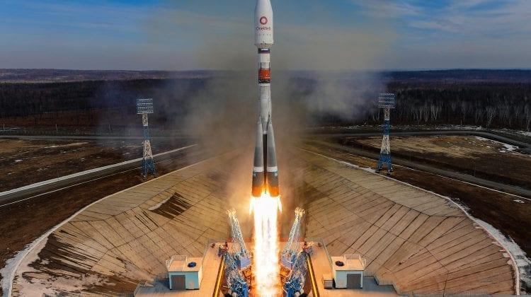 Sateliți britanici lansați de pe un cosmodrom din Rusia