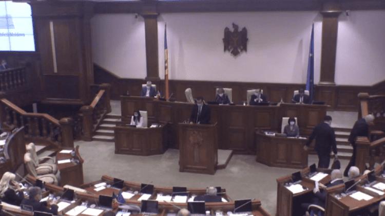 Curtea de Conturi a Republicii Moldova și-a dat darea de seamă în fața deputaților