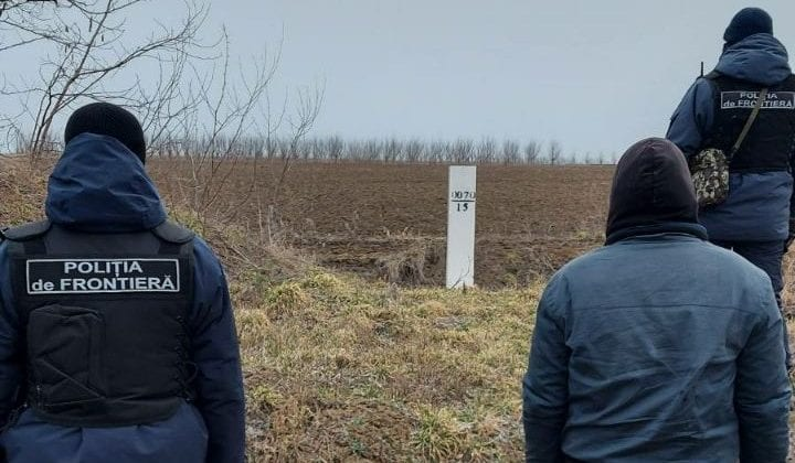 Pandemia e de vină! Tânăr ucrainean, reținut la frontiera de nord a țării încercând să ajungă ilegal în țara de baștină