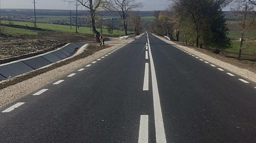Sectorul de drum Tvardița – Ceadîr-Lunga lung de 12 km, dat în exploatare