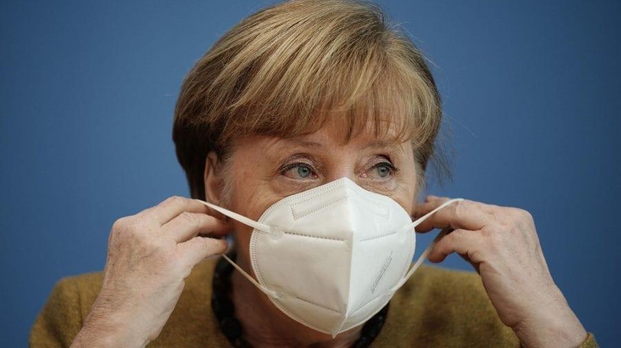 """Merkel anunță mai multe restricții pentru Germania. """"Practic avem o nouă pandemie"""""""