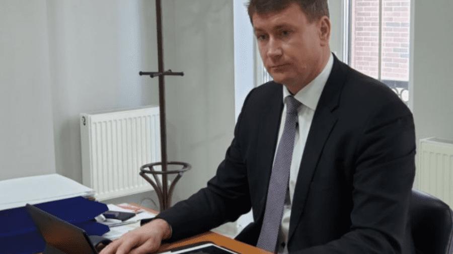 """Interviu cu Iulian Scorpan, Director al companiei aeriene HiSky. """"Piaţa aviatică din România este subdeservită""""."""