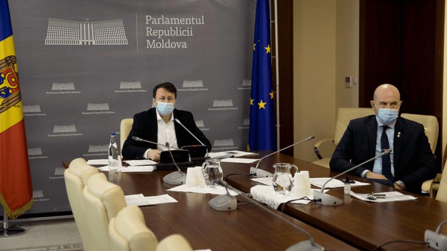 Curtea de Conturi a participat la ședința CCFP de audiere a executării recomandărilor auditului public extern