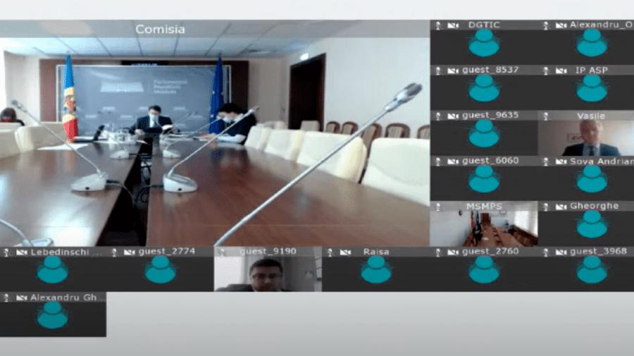 Moldova, codașă la dezvoltarea sistemelor informaționale