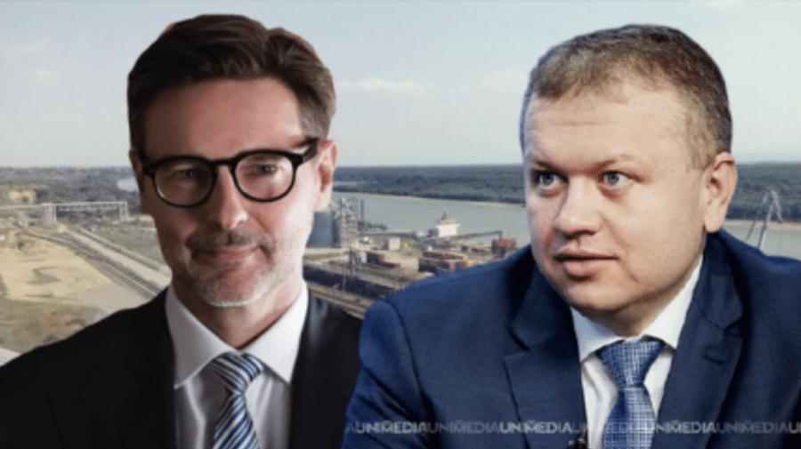Avocatul BERD l-ar fi consultat pe Moser în preluarea frauduloasă a Portului Giurgiulești. PROBE și reacția acestuia
