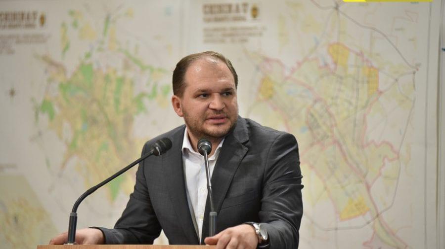 """Ceban, despre """"soluția PAS"""" privind transportul public din Capitală: Cei din CMC fac lobby pentru companiile private"""
