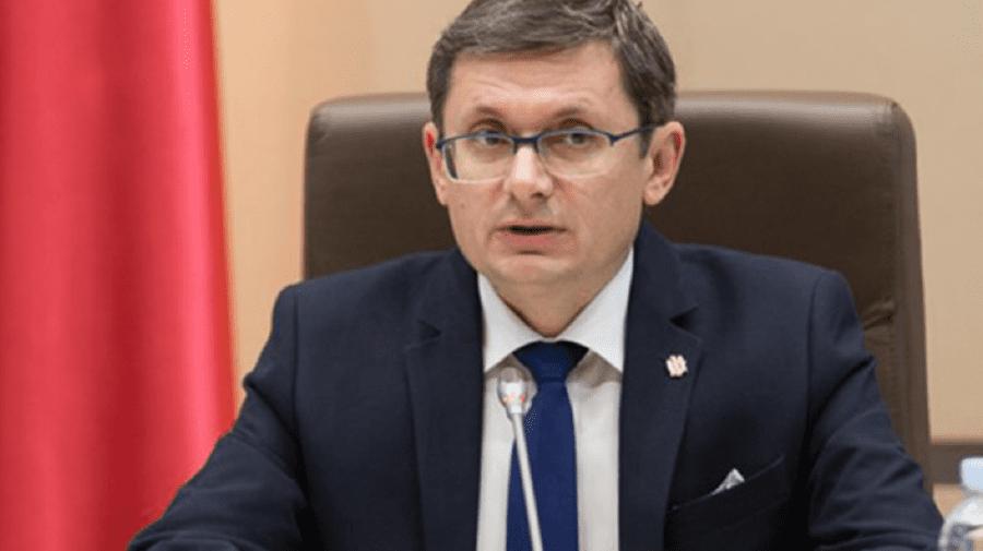 Igor Grosu: Proiectele de infrastructură cu România care au fost special îngheţate, vor fi demarate foarte repede
