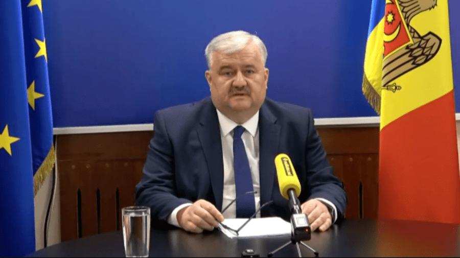 Rectorul Igor Șarov analizează aplicarea interdicțiilor pentru întrunirile electorale în incinta USM