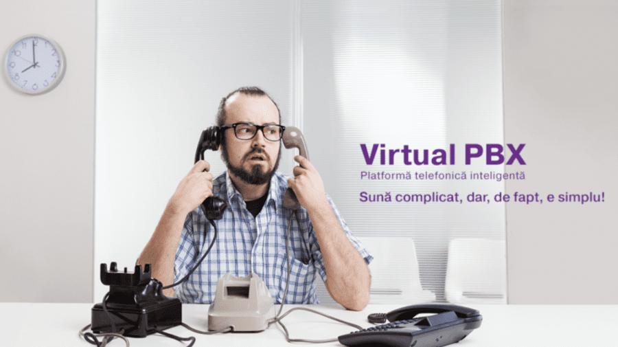 """Moldcell a lansat aplicația mobilă """"Virtual PBX"""""""