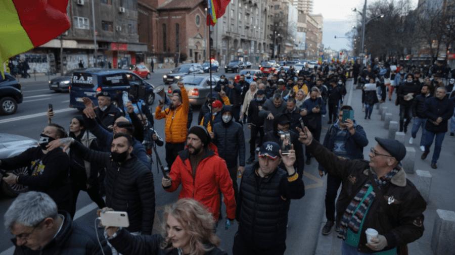 (VIDEO, FOTO) România în stradă din nou! Violențe în mai multe orașe
