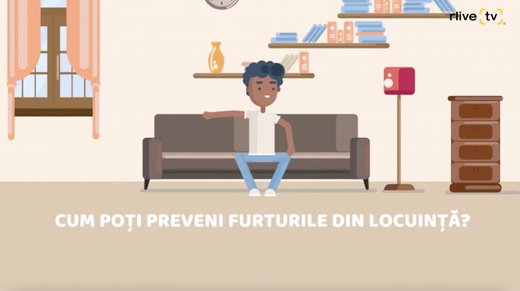 Cum poți preveni furturile din locuință