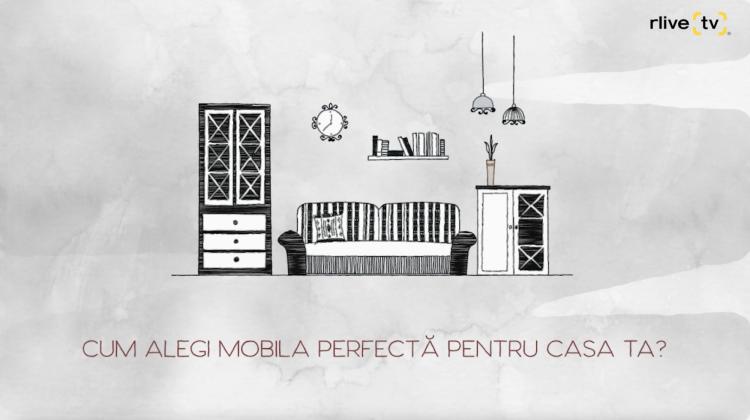 Cum alegi mobila perfectă