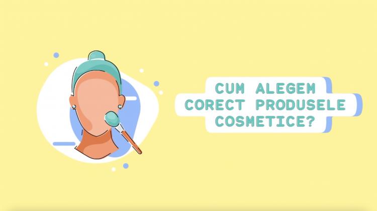 Cum să alegi corect produsele cosmetice