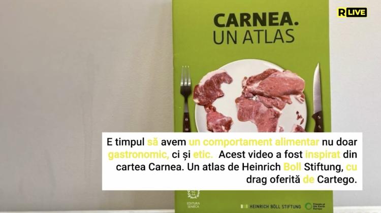 """Carnea. Un atlas"", Heinrich Boll Stiftung"