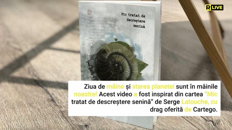 """""""Mic tratat de descreștere senină"""", Serge Latouche"""