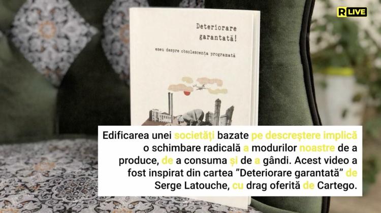 """Deteriorare garantată"", Serge Latouche"