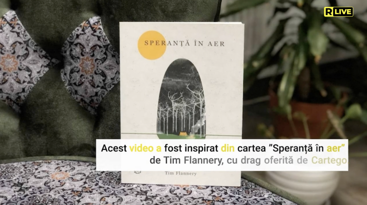 """Speranță în aer"", Tim Flannery"