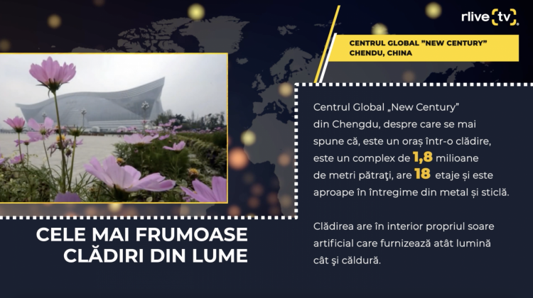 "Centrul Global ""New Century"", Chendu (China)"