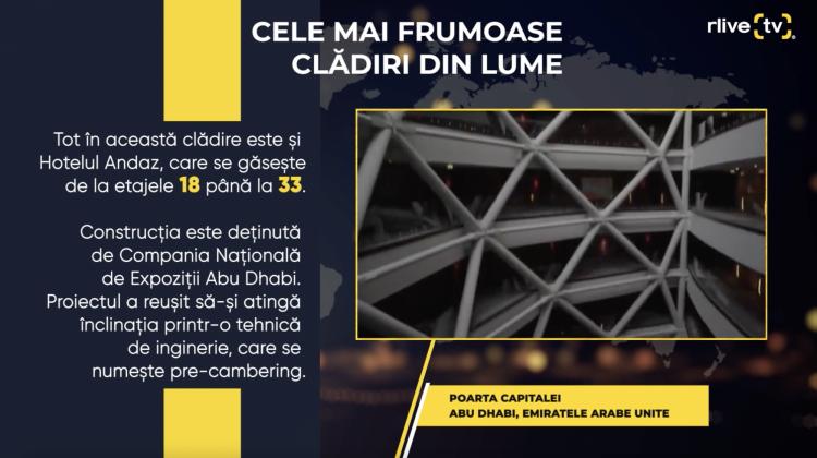 Poarta Capitalei-Abu Dhabi (Emiratele Arabe Unite)