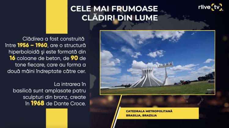 Catedrala Metropolitană din Brazilia