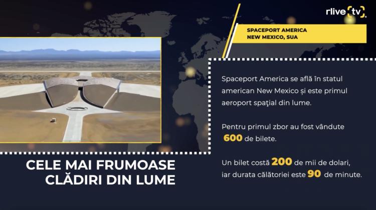 Spaceport America, New Mexico (SUA)