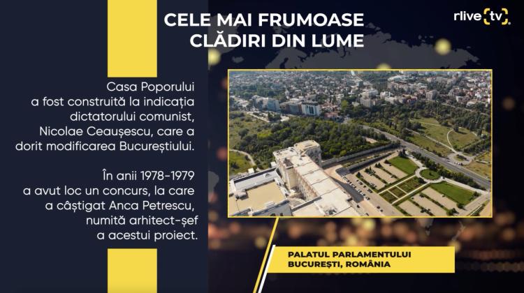Palatul Parlamentului, București (România)