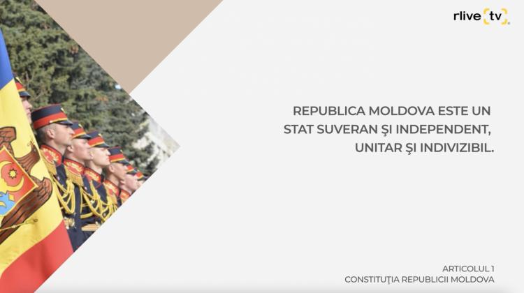 Articolul 1, Statul Republica Moldova