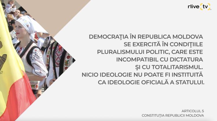 Articolul 5, Democraţia şi pluralismul politic