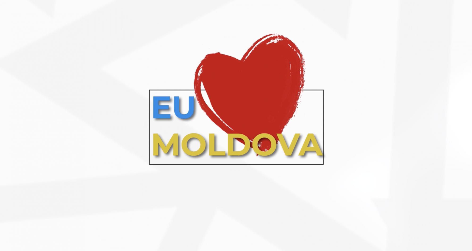 Eu 💖 Moldova