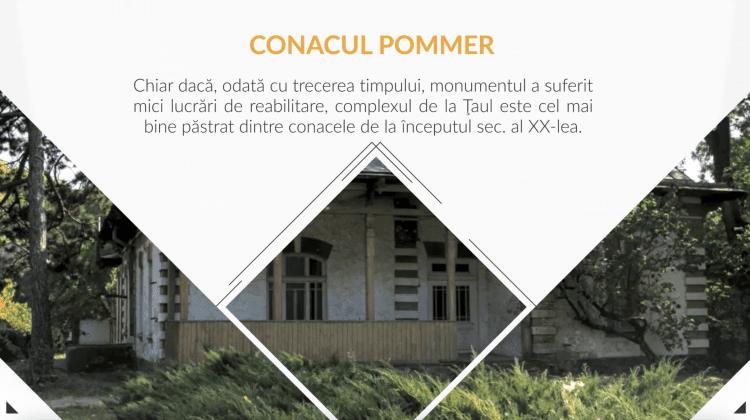 Conacul lui Andrei Pommer