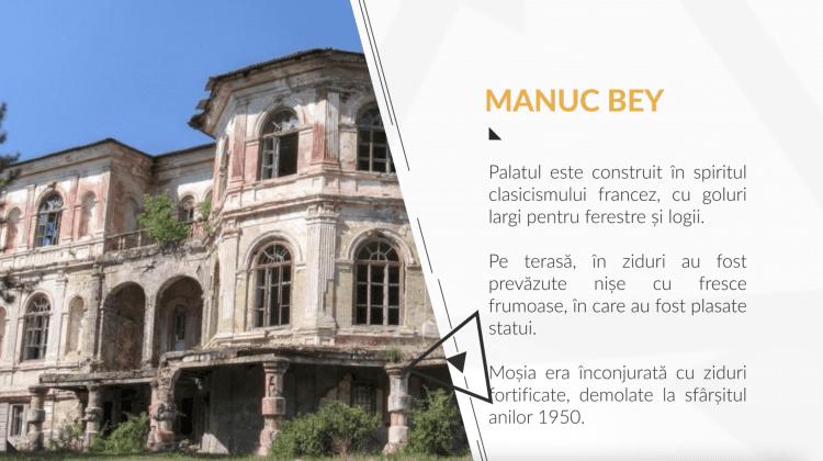 "Palatul Princiar ""Manuc Bey"""