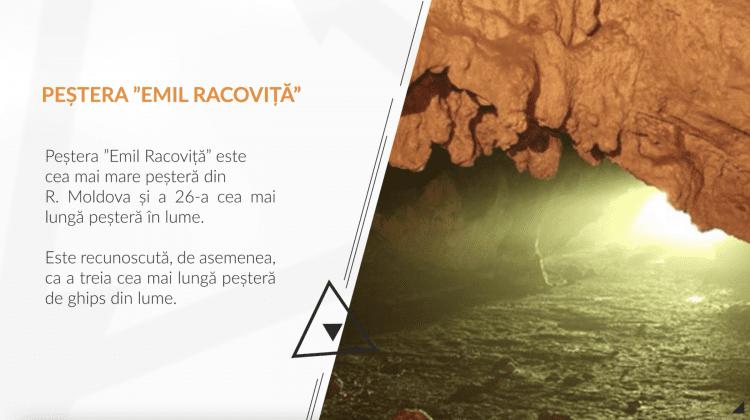 """Peștera """"Emil Racoviță"""""""