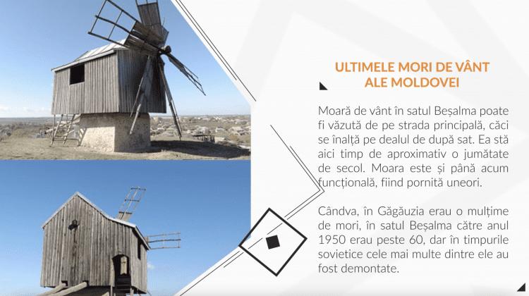 Ultimele mori de vânt ale Moldovei