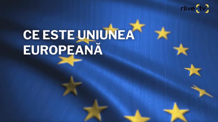 Ce este Uniunea Europeană