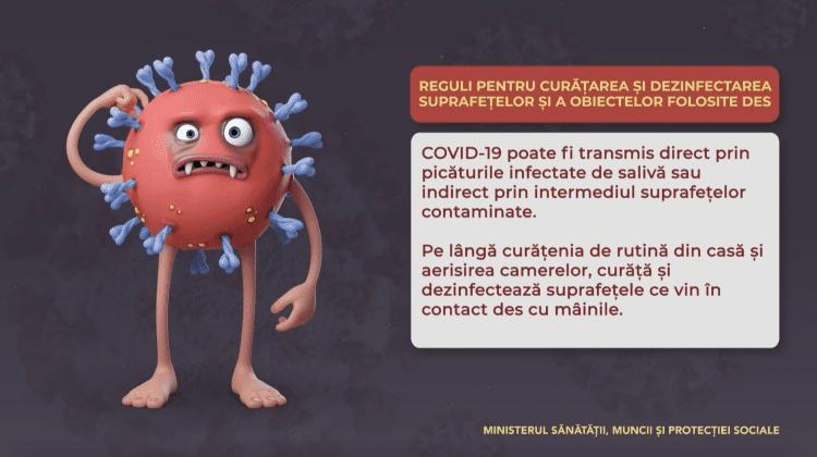 Reguli pentru dezinfectarea obiectelor personale