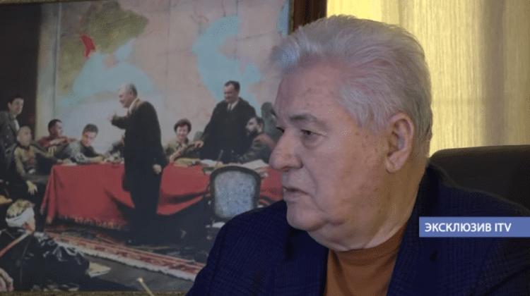 """(VIDEO) Voronin, despre Dodon și """"majoritatea parlamentară"""": """"O prostie! Acest impas e din vina Curții Constituționale"""""""