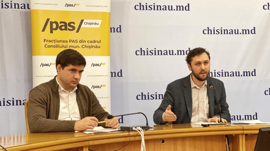 Achiziționarea serviciilor de la privați. Soluția PAS pentru depășirea crizei transportului public în Chișinău