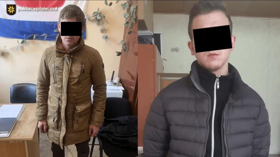 Doi tineri de 20 de ani, plasați în arest preventiv după ce au șefuit o femeie în plină stradă